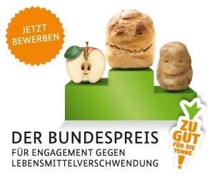 Bundespreis für Engagement gegen Lebensmittelverschwendung @ Bonn | Nordrhein-Westfalen | Deutschland